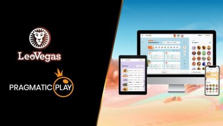 Pragmatic Play makes its premier bingo products available to Leo Vegas' brands