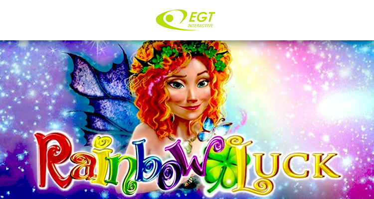 EGT Interactive to launch new Rainbow Luck online slot game