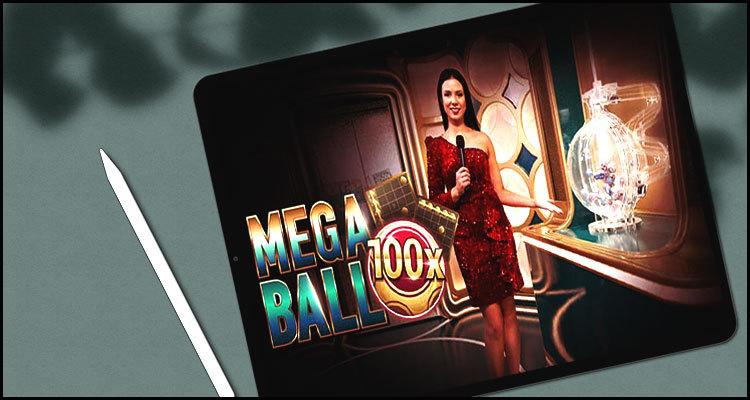 Evolution Gaming Group AB premieres bingo-style Mega Ball innovation