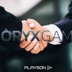 Playson expands global reach via new Oryx Gaming partnership