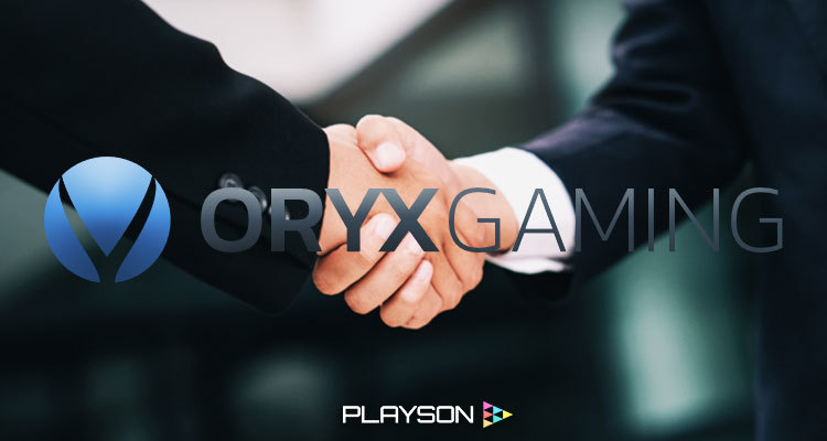 Playson expands global reach via new Oryx Gaming partnership