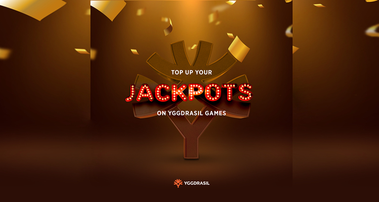 Yggdrasil Gaming's new Jackpot TopUp feature to further enhance user experience