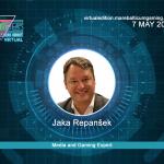 #MBGS2020VE announces Jaka Repanšek, Media and Gaming Expert among the speakers