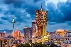 Macau casino recovery sluggish