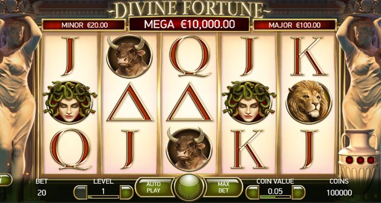 Pennsylvania man hits Divine Fortune jackpot via PlaySugarHouse.com