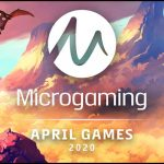 Microgaming anticipating an April filled with new video slot releases