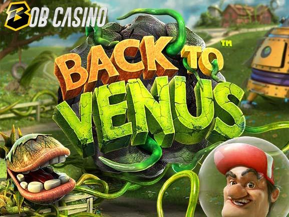 Back to Venus Slot Review (BetSoft)