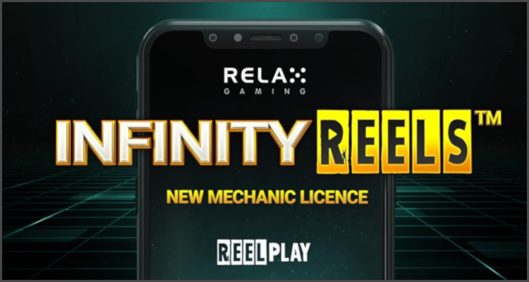 Relax Gaming Limited inks Infinity Reels licensing deal