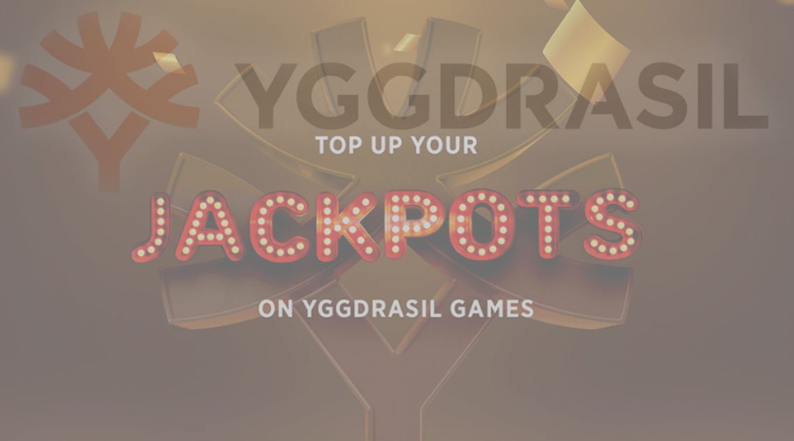Yggdrasil Is Introducing Jackpot TopUp, Which Offers Extra Winning Potential