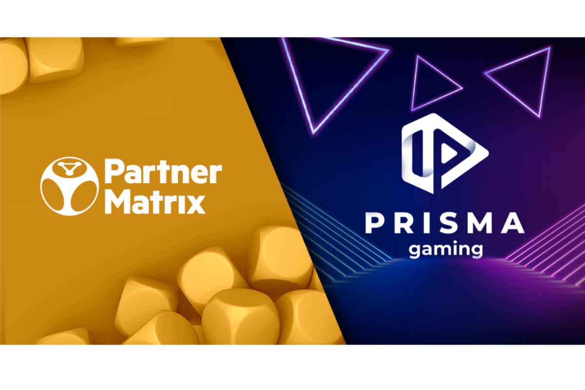 PartnerMatrix signs Prisma Gaming for affiliate management solution