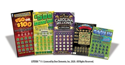 Scientific Games scores new lottery contract
