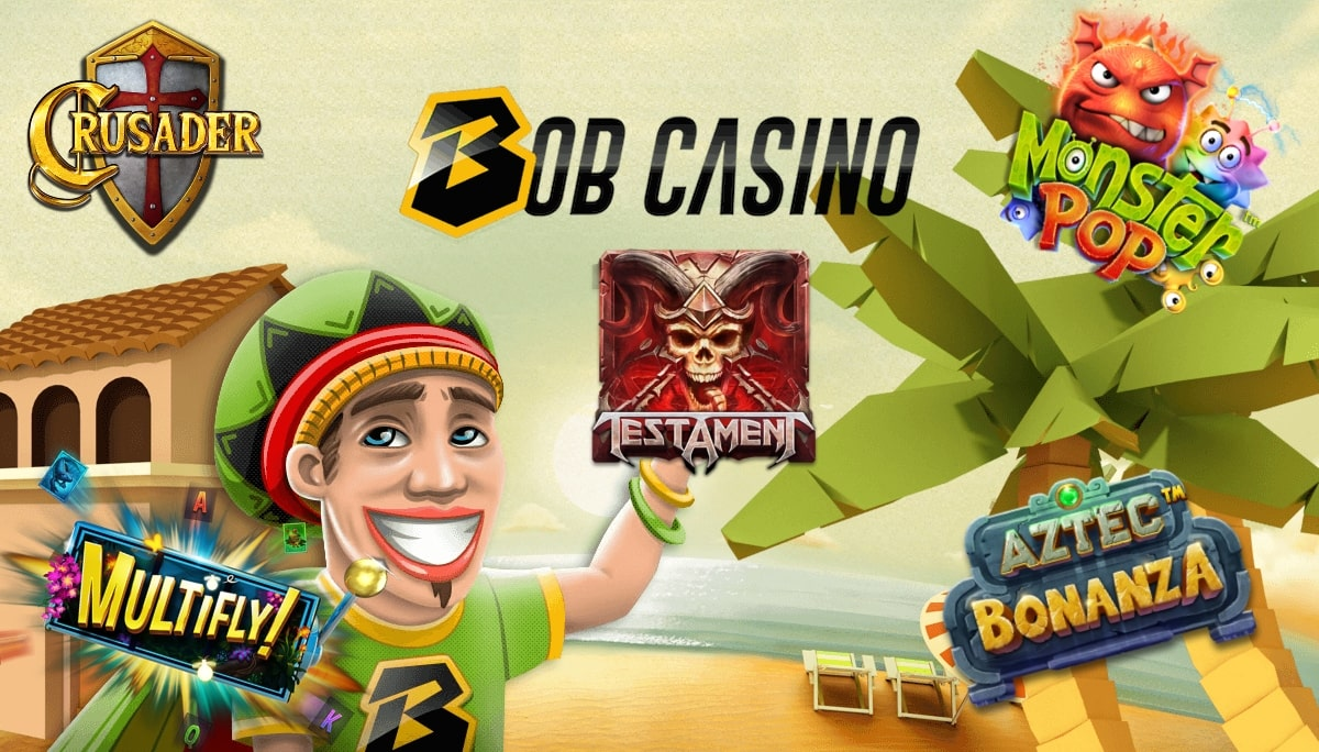 Top 11 Slots of March 2020 — New Slot Games Selection from Bob Casino