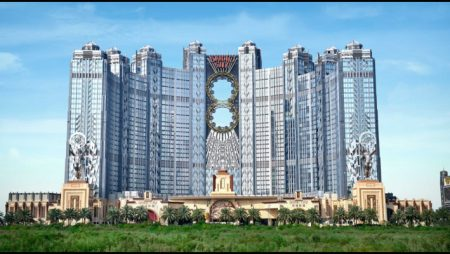Construction begins on second phase of Studio City Macau