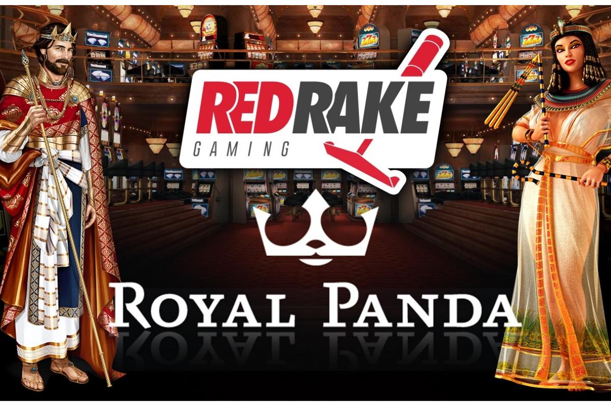 Red Rake Gaming launches with Royal Panda