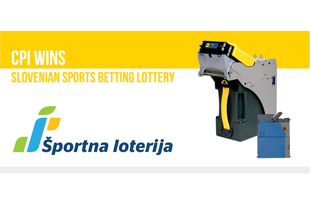 Crane Payment Innovations Signs Deal with Športna Loterija