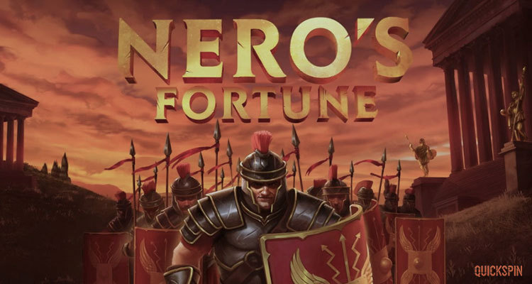 Quickspin releases new online slot game Nero's Fortune