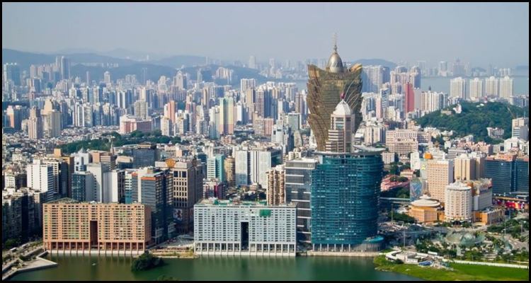 Macau records discouraging March casino revenues tally