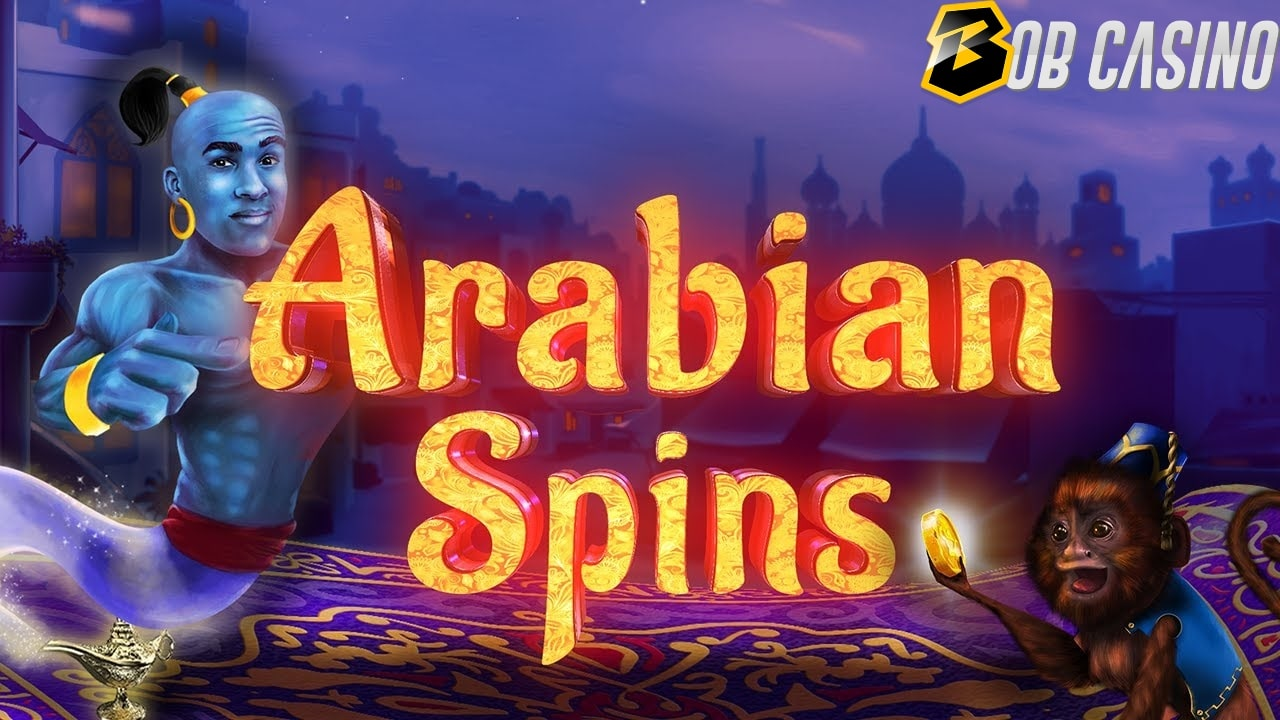 Arabian Spins Slot Review (Booming)