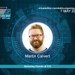 #MBGS2020VE announces Martin Calvert, Marketing Director at ICS among the speakers.