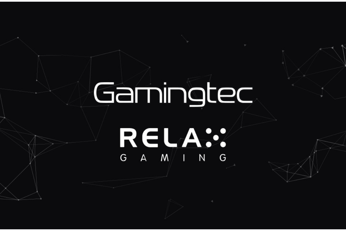 Gamingtec joins forces with Relax Gaming