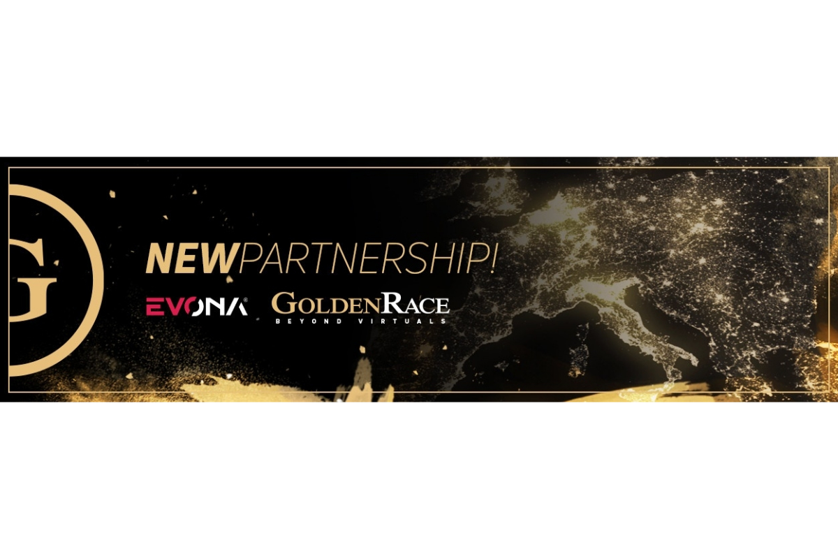Golden Race Partners with Evona