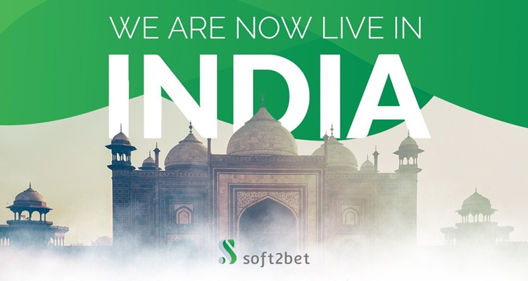 Soft2Bet enters India's massive emerging market with four hit brands