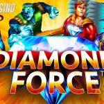 Diamond Force Slot Review (Quickfire/Crazy Tooth Studio)