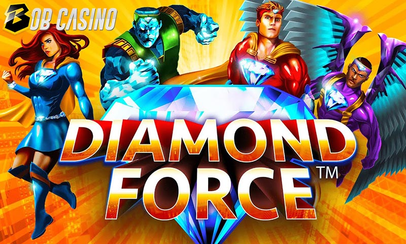 Diamond Force Slot Review (Quickfire/Crazy Tooth Studio)