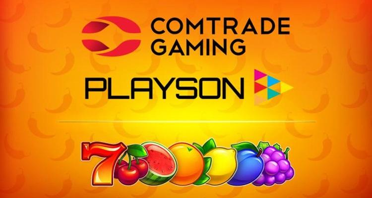 Playson expands EU reach via new Comtrade Gaming partnership agreement