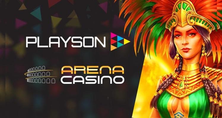 Playson enhances position in Croatian market via Arena Casino content deal