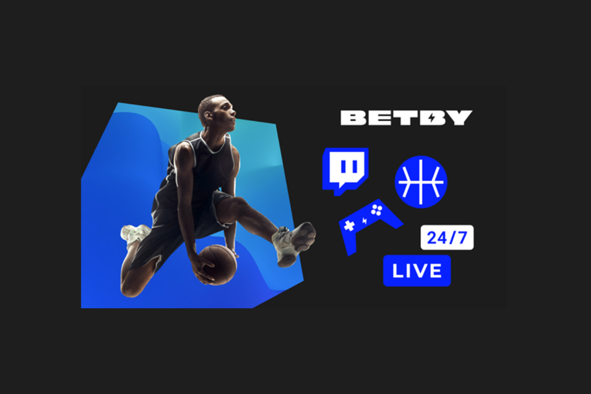 BETBY ADDS BASKETBALL PRODUCTS TO ESPORTS OFFERING