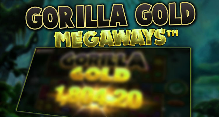 Blueprint Gaming ramps up the excitement with new slot Gorilla Gold Megaways