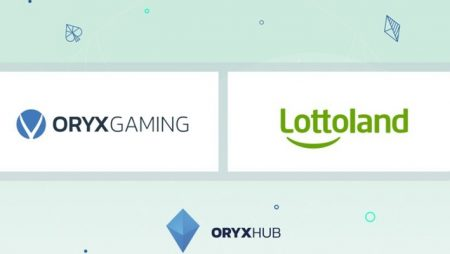 ORYX Gaming agrees new content supply deal with Lottoland