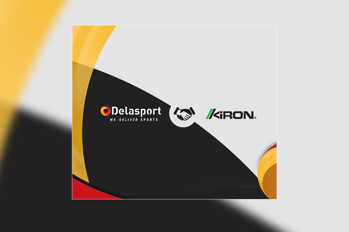 Delasport Partners with Kiron
