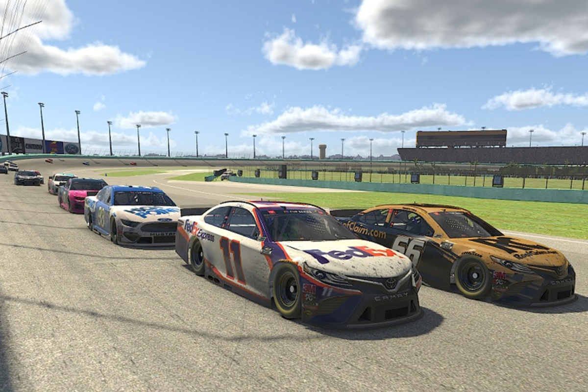 NGCB Approves Wagers on 2020 eNASCAR iRacing Pro Invitational Series