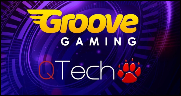Groove Gaming Limited inks QTech Games alliance