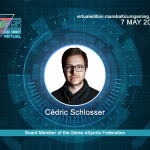 #MBGS2020VE announces Cédric Schlosser, Board Member of the Swiss eSports Federation, among the speakers.
