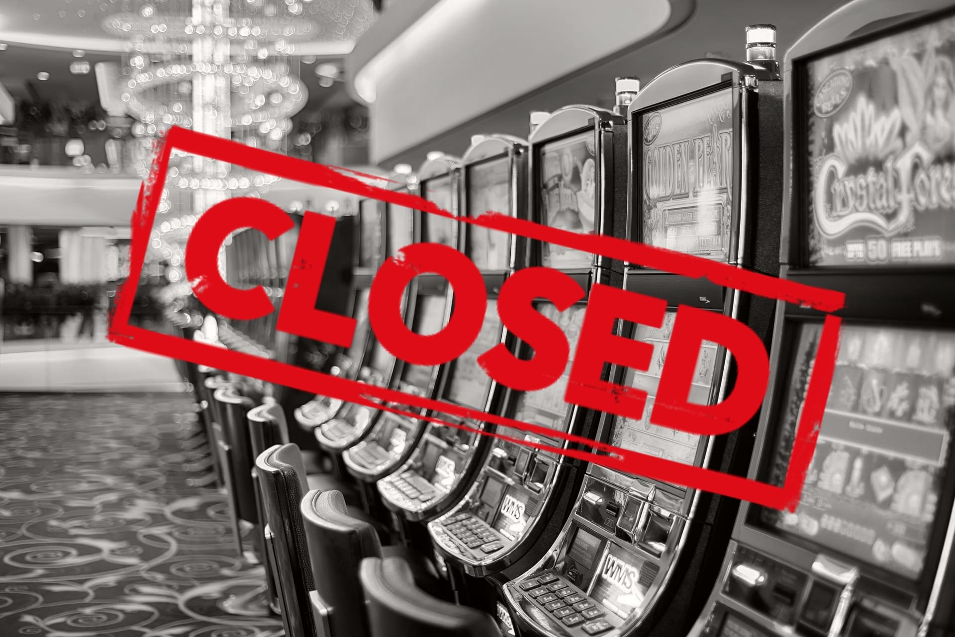 UK Government Mandated the Closure of All Casinos & Betting Shops due to Covid-19