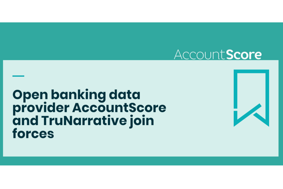 AccountScore Partners with TruNarrative