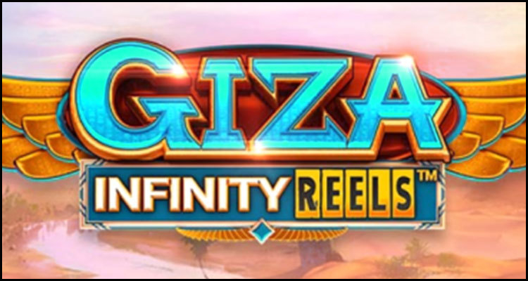 ReelPlay returns to launch its new Giza Infinity Reels video slot