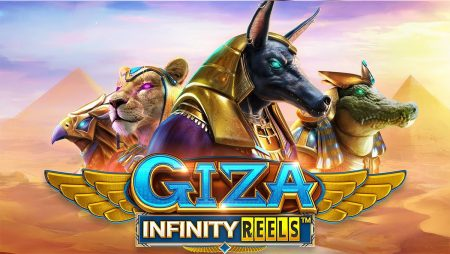 """ReelPlay Launches """"Giza Infinity Reels"""" Slot Game"""