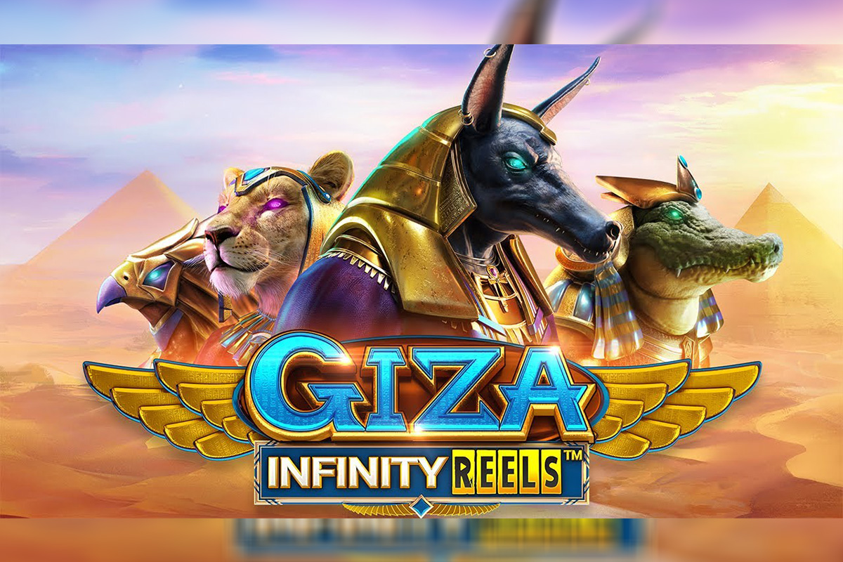 "ReelPlay Launches ""Giza Infinity Reels"" Slot Game"