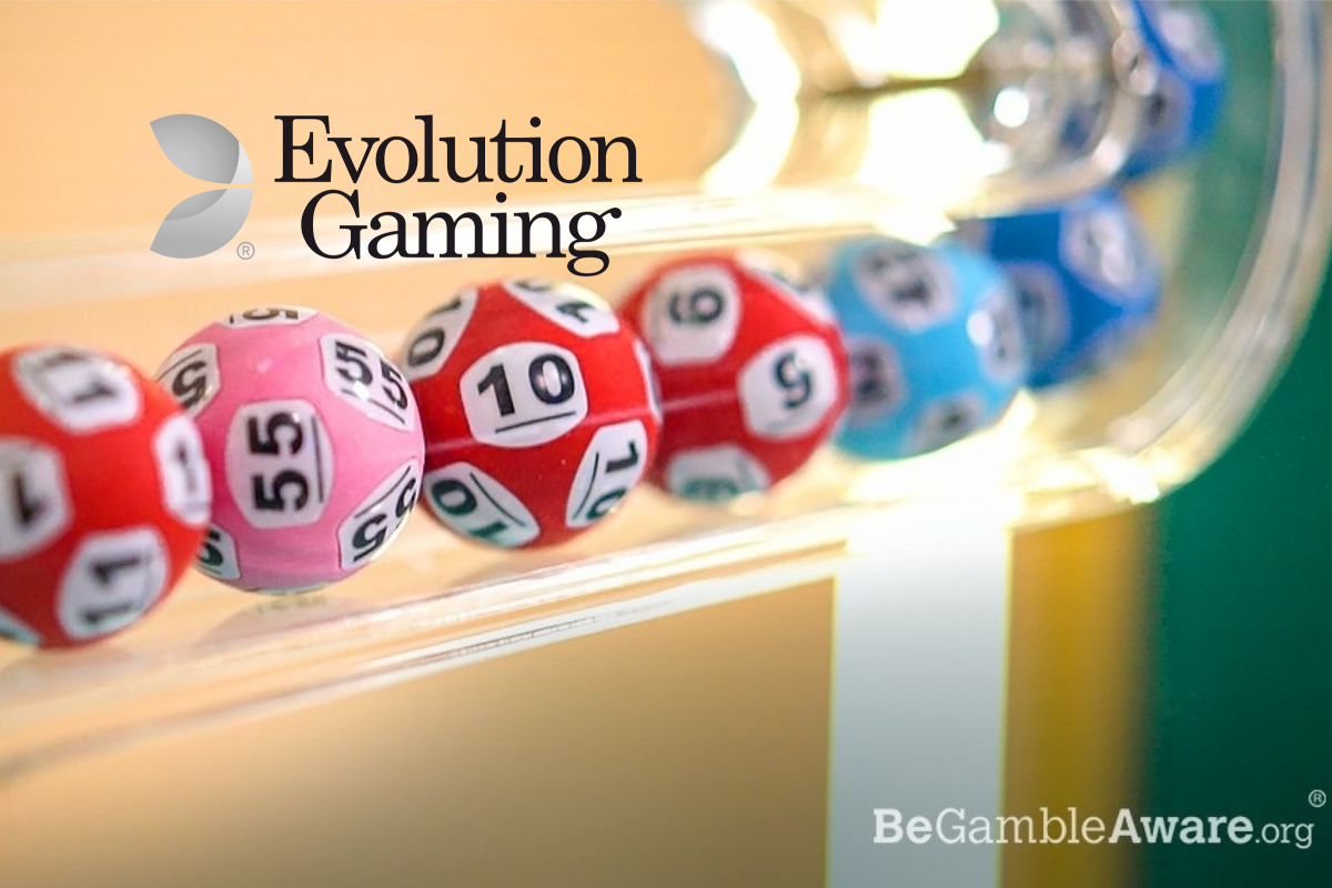 Evolution Launches Mega Ball, Its First Lottery Style Game