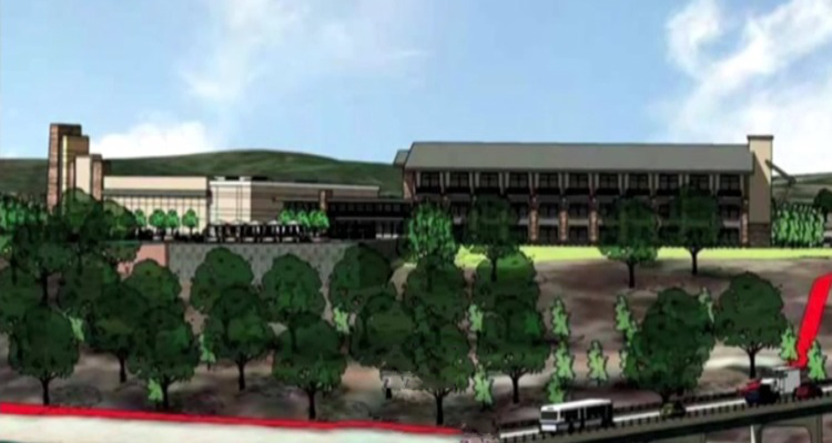 Chickasaw Nation expected to begin work this year on proposed Kingston Casino Resort opposite planned Pointe Vista Community