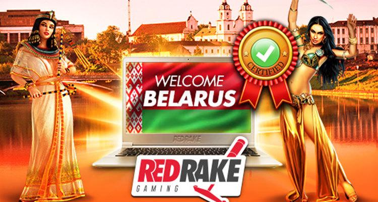 Client demand brings Red Rake Gaming to Belarus