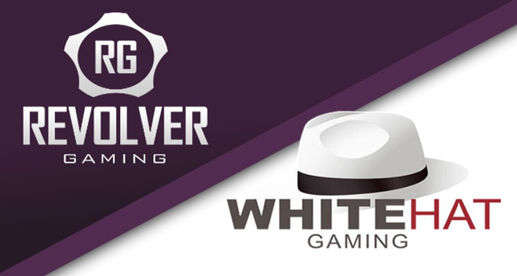 "Revolver Gaming's ""best and newest slots on the market"" to further expand White Hat Gaming's software platform"