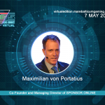 #MBGS2020VE announces Maximilian von Portatius, Co-Founder and Managing Director of SPONSOR.ONLINE, among the speakers