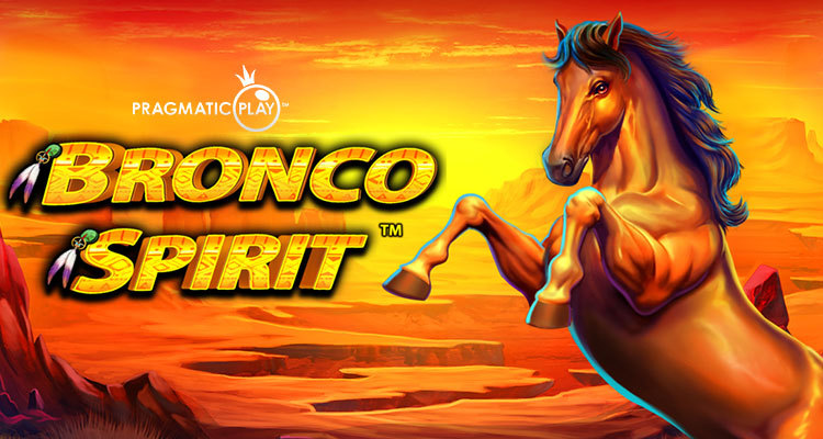 Ride wild horses in Pragmatic Play's new Bronco Spirit online slot game
