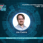 #MBGS2020VE announces Joe Ewens, Managing Editor of GamblingCompliance at VIXIO among the speakers.