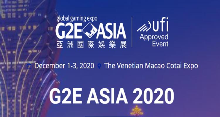 G2E Asia postponed until December due to coronavirus outbreak